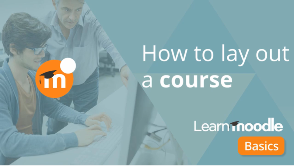 How to lay out a course